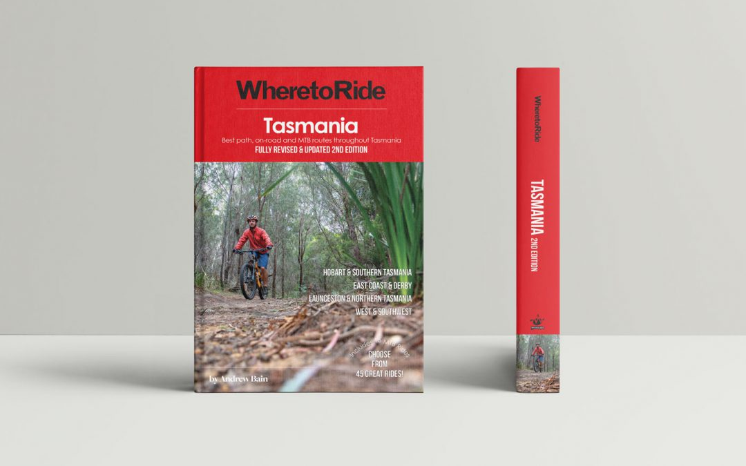 Where to Ride Guidebook Series